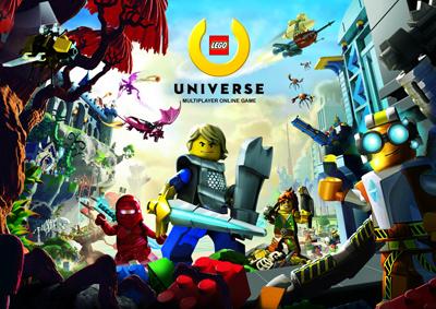 LEGO Universe Teaser