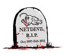 RIP NetDevil