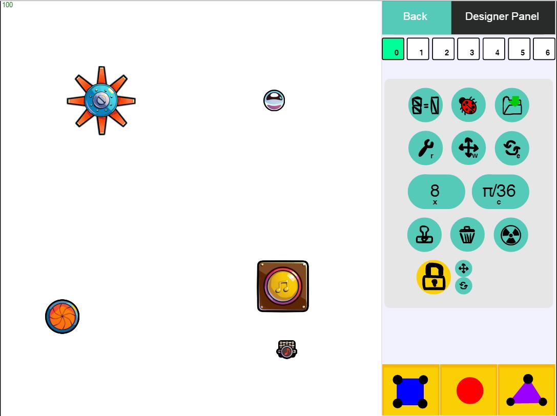 Pinball Designer Tool
